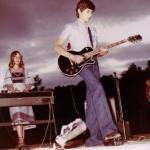 Το 1976 σε ηλικία 14 ετών στο Καστράκι Γρεβενών.
