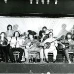 1985. Στο κέντρο «Πανόραμα» (πρώην «Ταβέρνα του Τζίμη του Χοντρού»), τα «Παιδιά απ' την Πάτρα» με την Ηλέκτρα και τον Βασίλη Σαλέα.