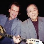 1996. Με τον καινοτόμο συνθέτη του κλασικού λαϊκού τραγουδιού Βασίλη Βασιλειάδη.